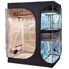 TopoLite 2-in-1 Grow Tent Room Hydroponic Indoor Plants Propagation and Flower