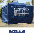 3x6m Gazebo Pop Waterproof Tent Party Canopy Garage Camping Marquee Carport Up