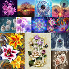 DIY 5D Dandelion Flowers Diamond Painting Embroidery Cross S