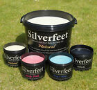 SILVERFEET NATURAL HOOF BALM Antimicrobial with Silver Ion Technology