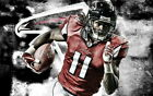 "009 Julio Jones - Atlanta Falcons NFL Player 22""x14"" Poster on eBay"