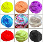 Fluffy Slime Floam Putty Rainbow Plasticine Stress Relief Kids Toy Gift 30g 50g <br/> Top Quality ✔ Low Price ✔ Fast Dispatch ✔