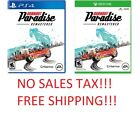 ps4 xbox 1 sales - Burnout Paradise Remastered - (Xbox One, PS4)- NO SALES TAX!!!FREE SHIPPING!!!