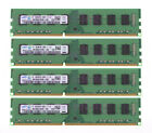 Samsung 16GB/8GB/4GB PC3-12800U 2Rx8 DDR3 1600Mhz 240Pin Memory Desktop RAM Lot