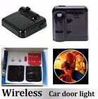 1Pair Car Door Light LED Wireless Projection Lamp Welcome Ghost Shadow Light Bat