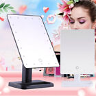 Mother's Day Gift 20 LED Lights Touch Screen Lighted Makeup Mirror Vanity Mirror