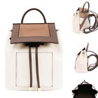 Women's Real Leather Backpack Rucksack Daypack Travel Bag Cute Purse