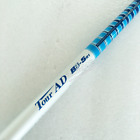 Graphite Golf Driver and Wood Shaft Regular And Stiff Flex Blue White 0.35 Tip