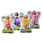 Girls Large Doll Flower Fairy Toys Magical Play Fairies Party Gift Princess Kids