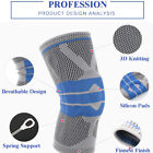 Knee Brace Support by Patella Stabilizer Arthritis Pain Relief Protector Strap