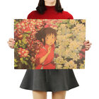 Famous Spirited Away Anime Movie Paper Poster Decorative Painting Wall Stickers