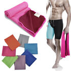 Instant Cooling Fitness Towel Ice Cold Sport Pad Gym Yoga Running Jogging Chilly image