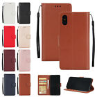 Luxury Leather Magnetic Wallet Flip Card Slot Case Cover For iPhone X 6 7 8 Plus