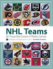 Handmade Finished Made to Order NHL Team Tissue Box Cover National Hockey League $21.95 USD on eBay