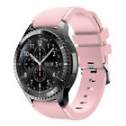 L/S lot Silicone Bracelet Strap Watch Band For Samsung Gear S3 Frontier/Classic