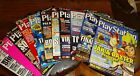 PLAYSTATON 11 MAGAZINES FOR 2002