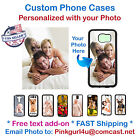 Personalized Photo Picture Phone Cover Case Fits iPhone Samsung LG HTC iPod iPAD