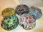 Travel Cosmetic Home and Away Cosmetic Case Bag Older Retired Patterns