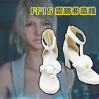 Hot!Final Fantasy XV FF 15 Lunafreya Cosplay shoes costom made GG.119