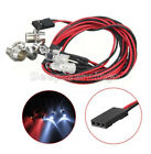 Style RC On-Road Car LED Night 5mm White And 3mm Red Headlamps 4 LED Light