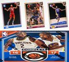 2016-17 Panini Complete Base Set Singles Basketball Sports Trading Cards #1-200