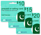 Cheap International calling card for Pakistan with emailed PIN