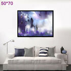 FANTASY UNICORN HORSE WALL ART CANVAS PICTURE LARGE - Various Sizes <br/> Great Quality✔Fast&amp;Free Postage✔UK STOCK
