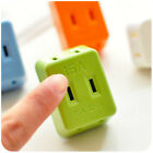 Electrical Outlet Wall Plug 3 In 1 Portable International Travel Power Socket
