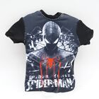 """Black Printing T Shirt   Fit 12"""" 1:6  Action Figure Model 1/6 Scale 3A HT Toys"""