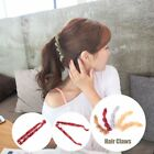 Party Hair Claws Clip Hairdressing Holding Styling Tools Twisted Clamps