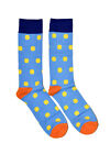 Mens Fancy Socks 1 Pair Colorful Fun Dot Argyle Striped Wedding Party Prom Groom