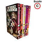 My Hero Academia Volume 1-21 Books Set Kohei Horikoshi Collection Series Pack
