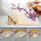 asian wedding gifts - Cherry Blossom Fans Asian Wedding Favor Gift Party Reception Delicate Folding DH