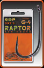 E.S.P Raptor Hooks - Barbed&Barbless - G4/T6
