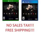 ps4 xbox 1 sales - Vampyr - (PS4, XBOX ONE) BRAND NEW!! NO SALES TAX!!!