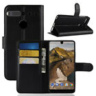For Essential Phone PH-1 Full Cover Flip Leather Wallet Stand Magnetic Skin Case