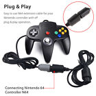 Nintendo 64 Controller with 6FT Extension Cable Gamepad for Nintendo 64 Console