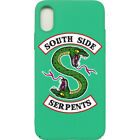 New TV Riverdale Jughead Southside Serpents Hard Phone Case for IPhone/Samsung