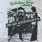 1980 Dead Kennedys Holiday Inn Cambodia Vintage Tour Band Concert Punk Shirt  image