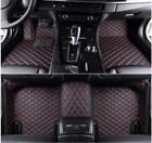 2013 dodge charger red - For Dodge Charger 2015-2018 Floor Mats All-Weather Waterproof pads Car mat
