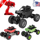 racing remote cars - 1:18 High Speed Remote Control RC Rock Crawler Racing Car Off Road Truck 2.4Ghz