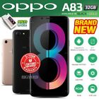 New & Sealed Factory Unlocked OPPO A83 Black Gold Full View 32GB Android Phone