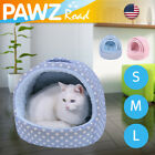 Fashion Dog Bed Pad Small Pet Cushion Cat Cave Portable Durable Puppy Kennel