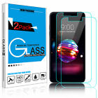 For LG K30/Premier Pro LTE/Phoenix Plus Tempered Glass Screen Protector HD Film
