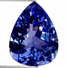 BEAUTTTTIFUL !! LOOSE GEMSTONE PEAR SHAPED TANZANITE - 4+ CARATS