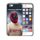 Super Hero Deadpool 2 Iphone 4s 5 5s SE 6 6s 7 8 X XS Max XR 11 Pro Plus Case 8