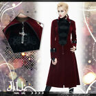 goth aristocrat baroque palace stand-up collar dress suit jacket【CT06102】
