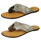 WHOLESALE Ladies Leather Sandals / Sizes 3-8 / 14 Pairs / FW00128