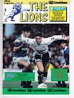TOTTENHAM AWAY  PROGRAMMES  MILLWALL TO NOTTS COUNTY UPDATED 24/3/2018