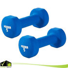 Set Of 2 Neoprene Dumbbell Hand Weights Fitness Home Workout Exercise 1 15 Lbs